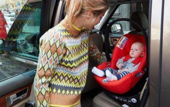 Купить детское автокресло в Киеве – детям безопасное окружение и комфорт